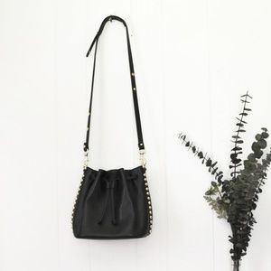Rebecca Minkoff Studded Bucket Bag
